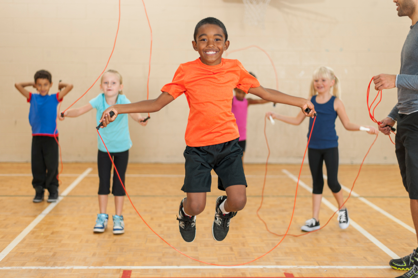 Exercise Isn't Just For Big Kids - Tips On Little Kid Exercise