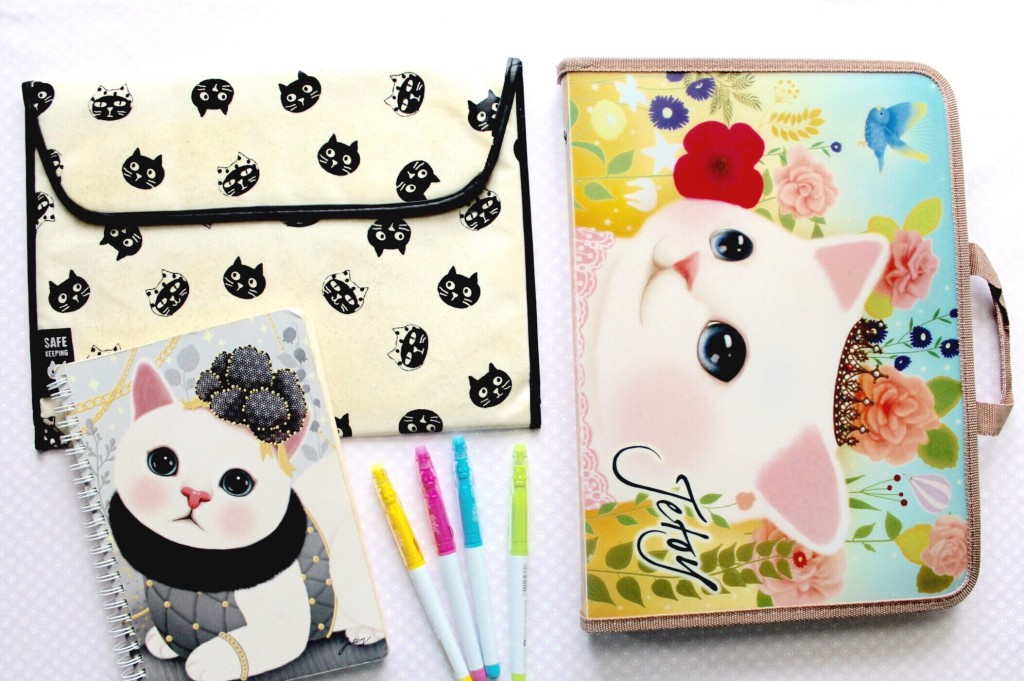 Korean Stationery 1