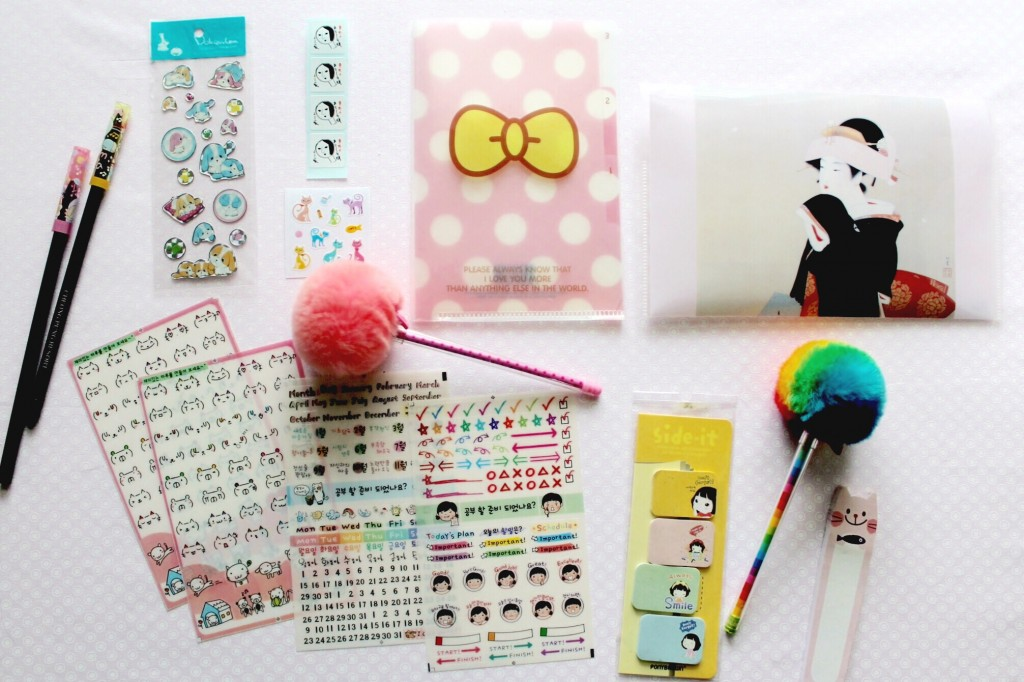 Korean Stationery 2