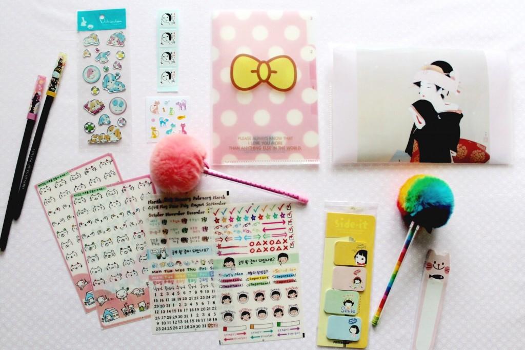 Korean Stationery 2