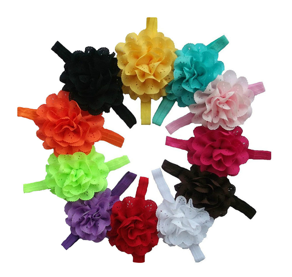 Headbands from Liljellybeans.com Kids Consignment Shop