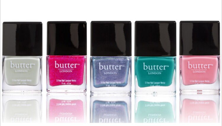Pregnancy Pampering Product #6 - Butter Nailpolish