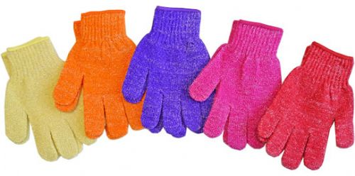 Pregnancy Pampering Product #1 - Loofah Gloves