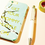 HTGAWC: Make Your Own Custom Phone Case With Your Silhouette Cameo