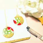 HTGAWC: Make Your Own Simple Washi Tape Holiday Cards