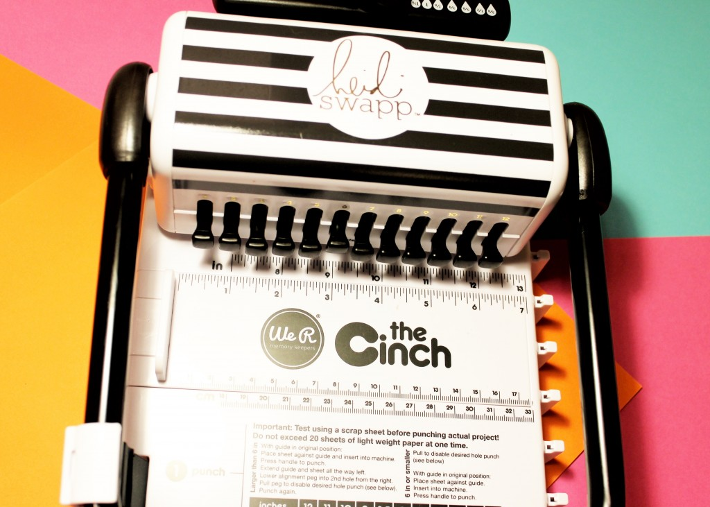 Heidi Swapp Cinch Book Binding Tool