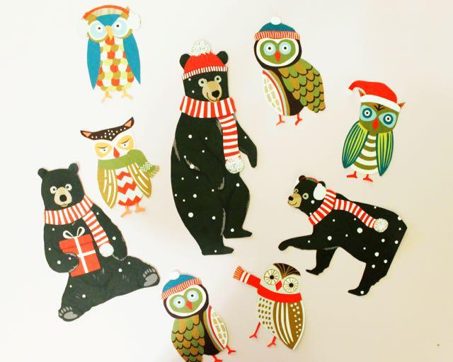 htgawcrafting Night 11 Holiday Paper Puppets (8)