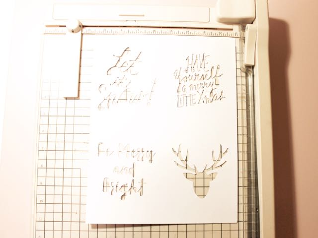 htgawcrafting Night 4 Holiday Cards To Cut