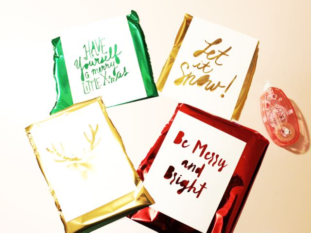 htgawcrafting Night 4 Holiday Cardswith Foil