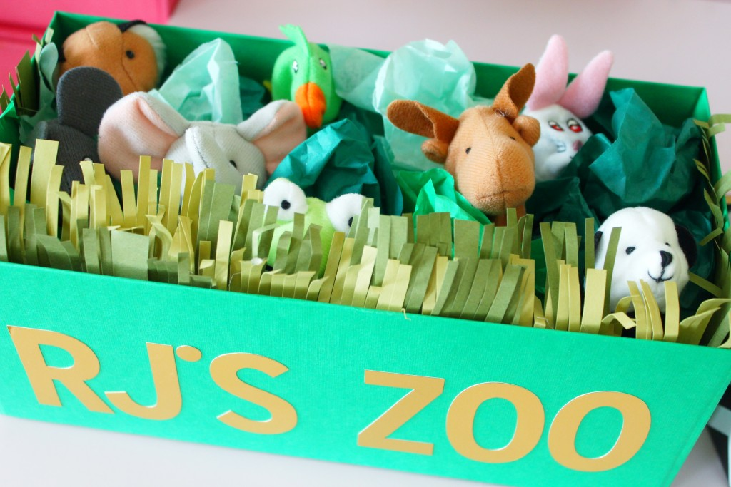 Finished personal zoo