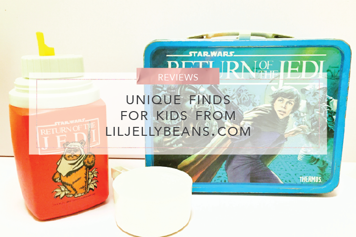 unique finds for kids from liljellybeans.com