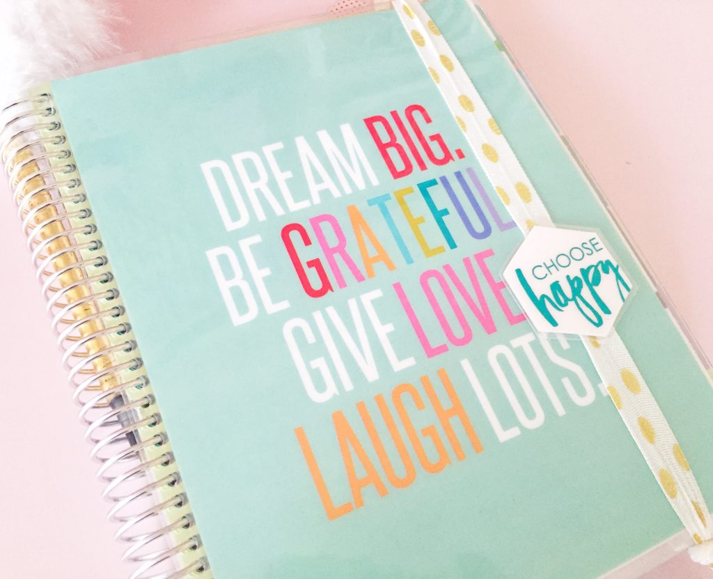 Pinkimono Erin Condren Notebook