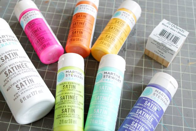Martha Stewart Crafts Paints
