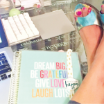 How I Transformed My Erin Condren Notebook Into A Planner