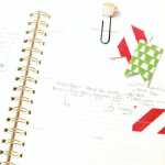 HTGAWC: Make Your Own DIY Washi Tape Sticky Note Flags