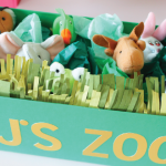 HTGAWC: DIY Birthday Gift – A Personal Zoo