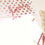 HTGAWC: DIY MINC Foil Stationery